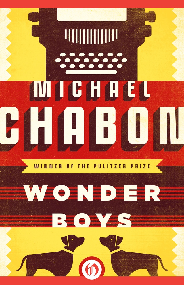 Michael Chabon. Cover design by Connie Gabbert