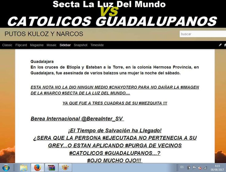 REZIZTEK: #NARCOS DE LA #LLDM ESTOS #GUARROS SON #DESMADROZOS  CON SU PREPOTENCIA ,#GRITONESyLLORONES #ZOMBIZ...  #SICARIOS DE VECINOS #CATOLICOS #GUADALUPANOS LOS MATAN Y POR MEDIO DEL #NARCOGOBIENO DE ARISTOTELESSD SE QUEDAN  CON SUS CASAS Y TERRENOS,DEPUES LOS ARREGLAN A NOMBRE DE  CENTROAMERICANOS, LAS COLONIAS DE ALREDEDOR SE ESTAN LLENANDO DE PURO #MKULTRA DE ESTA #NARCO #SECTA... <<<<-----AQUI LINK DE PELICULA QUE TRATA DE ELLOS #DIOSINC------->>>>