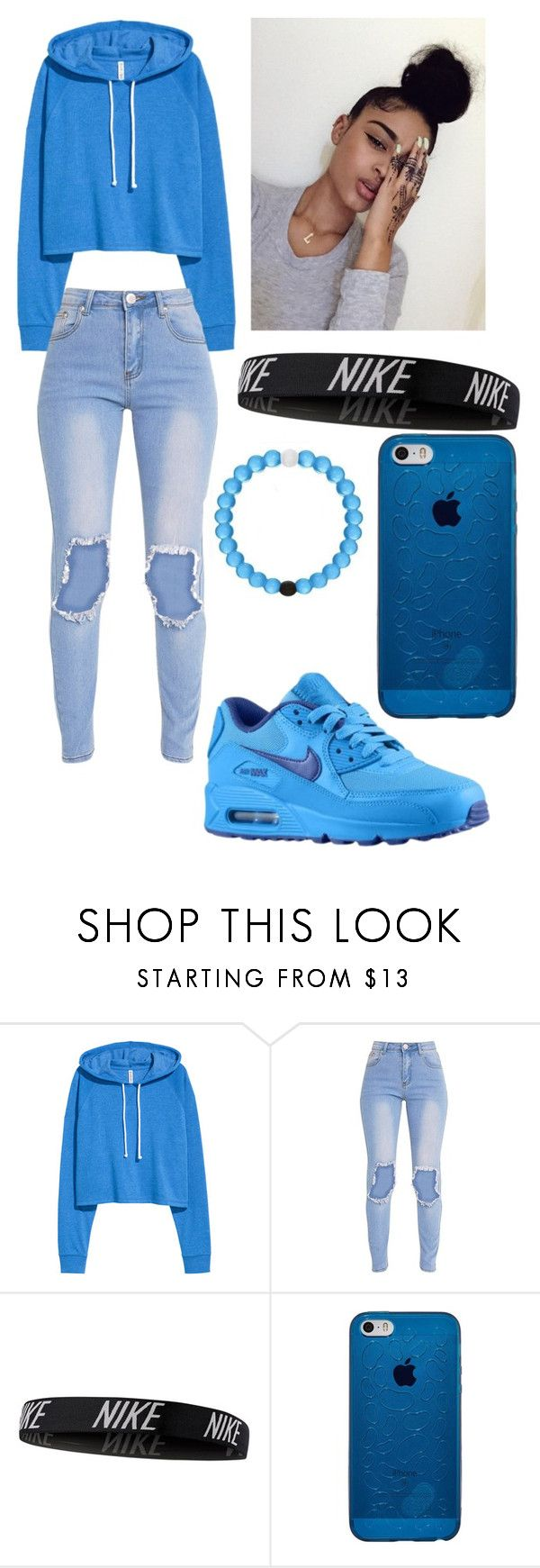 """Untitled #192"" by halo124 on Polyvore featuring NIKE"