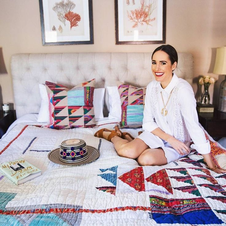 Want To Win This Pretty Patchwork Quilt From Potterybarn