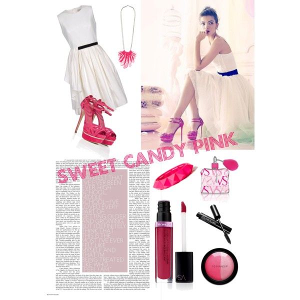 Sweet shocking! by salsabilathamrin on Polyvore