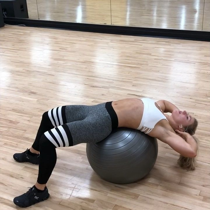 Claire p thomas on instagram hit your upper abs lower