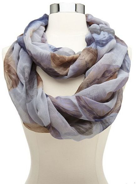 9 best Cheap Infinity Scarves for Women images on ...