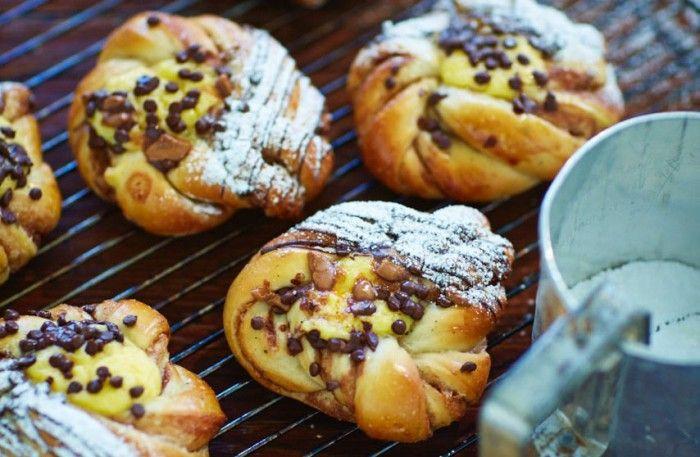 Bullar med choklad – kanske världens godaste!