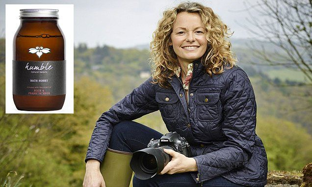 FOREVER BEAUTIFUL: Springwatch star Kate Humble's beauty tips revealed
