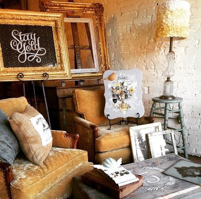 Head Inside Vintage Haven Artifactory In Norman, Oklahoma For Unique Artful  Finds And Crafting Sessions