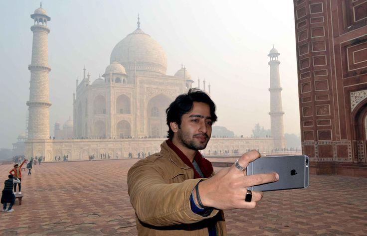 Shaheer @Taj Mahal