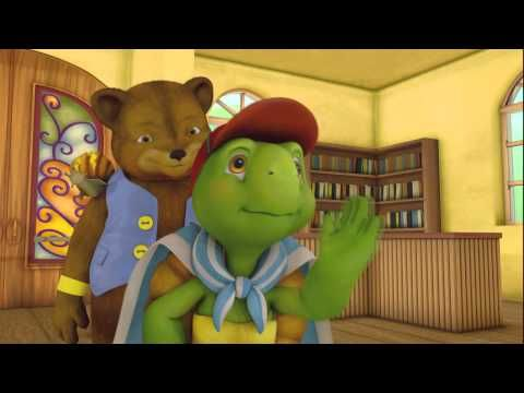 ▶ Franklin and Friends - The Super Cluepers and the Mysterious Mark / Franklin vs The Ninjaroos - YouTube