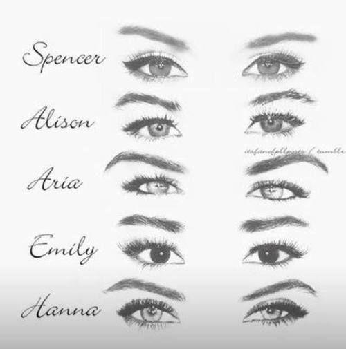Wow! I wish I could draw like that!!! I love Hanna's eyes!!!!