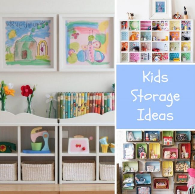 Captivating 12 Fantastic Ways To Organize Kidsu0027 Bedrooms And Bathrooms