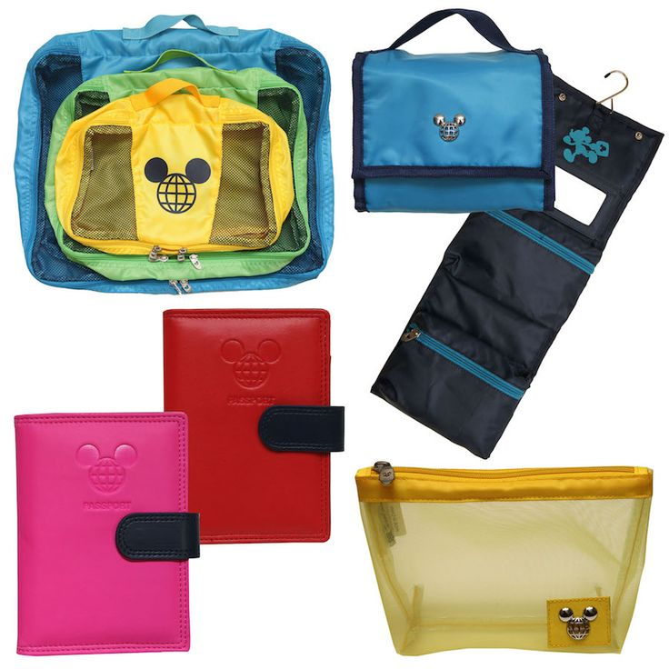 Travel Essentials called Disney Travel-Accessories-Gear (TAG) Coming to Disney Parks in March 2016