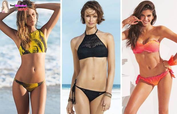Seksi Bikini Modelleri