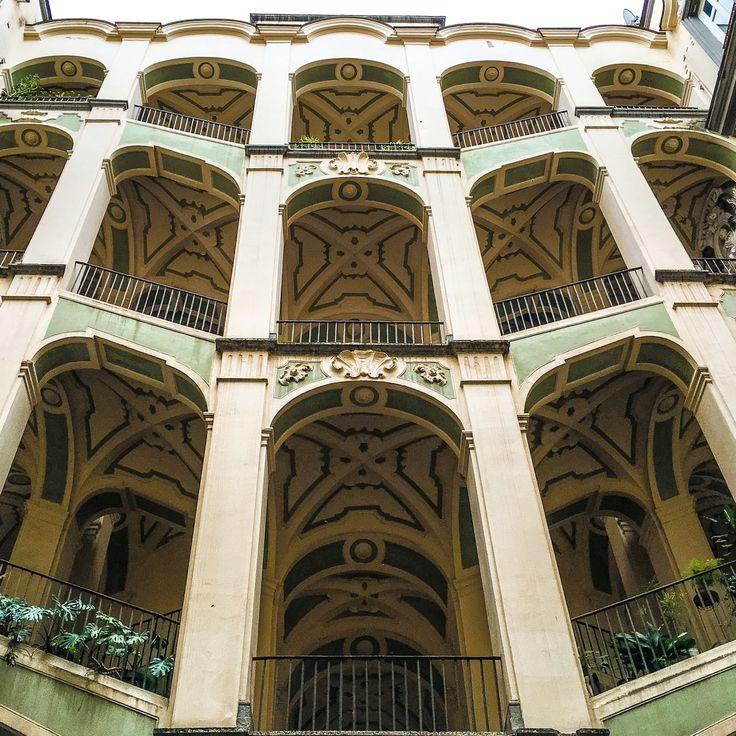 Ferdinando Sanfelice , Palazzo dello Spagnuolo , Rione Sanità , Napoli