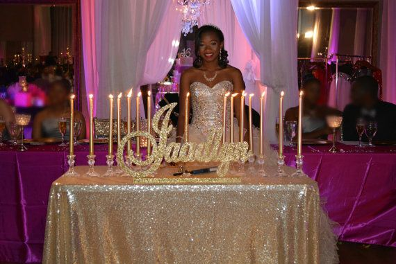 Hey, I found this really awesome Etsy listing at https://www.etsy.com/listing/263660185/quinceanera-sweet-16-candelabra-name
