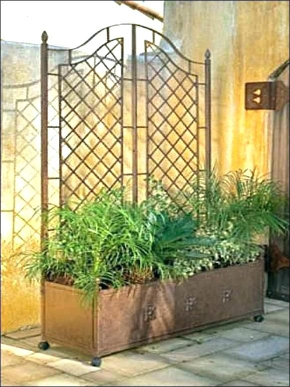 Planter Trellis Garden With Planters Box Privacy Screens Outdoor Home Depot Boxes Buy For Planter Trellis Planter Box With Trellis Patio Trellis