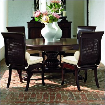 Barbados Sandy Lane Dining Table Represents British Colonial Style West  Indies With West Indies Dining Room Furniture.