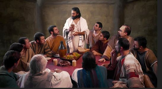 MATTHEW 26.. The Passover Meal 17 On the first day of the Festival ...
