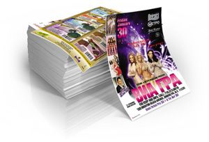 Club Flyer Printing | Party Flyer Printing | Flyer Printing ...