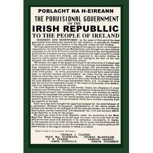 Irish nationalists use of invented traditions