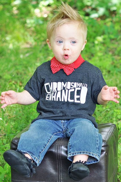I never knew I wanted a child who had Down syndrome...until I had one.   #DownSyndrome #specialneeds