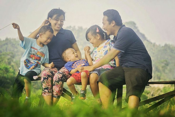 #family #indonesian #andhanghabsoro'sfamily