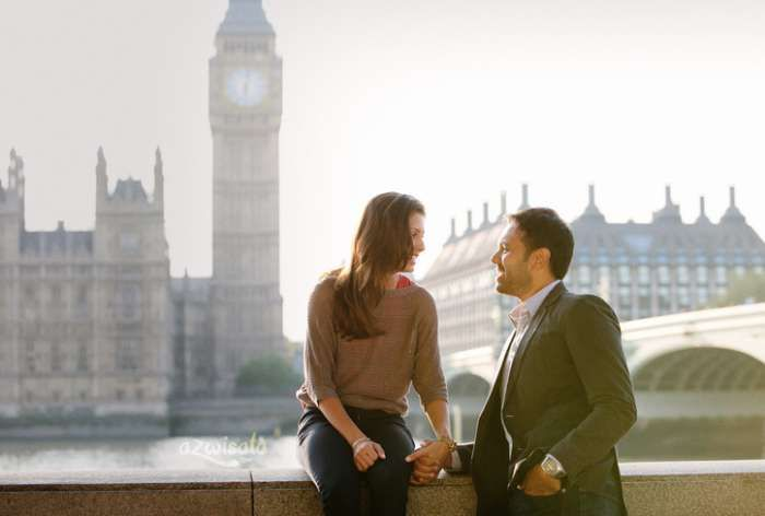 London Tempat Bulan Madu Paling Romantis