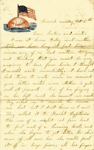 A letter to caroline 1