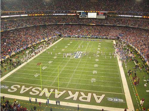 arkansas razorbacks football | Arkansas Razorbacks Football History