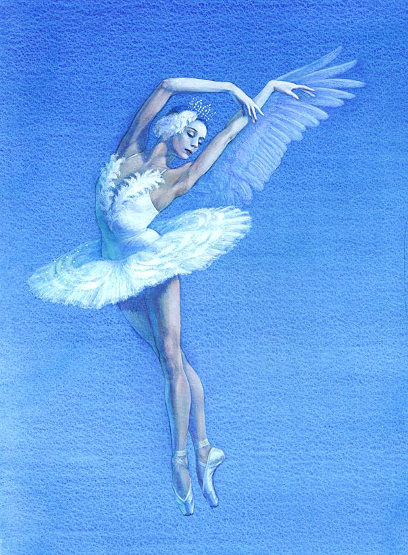 Богловская Екатерина - Белый лебедь