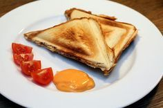 Anna bloggt: Sandwichmaker - Rezepte