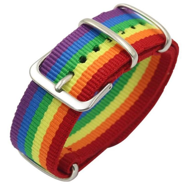 In celebration of pride month FREE Lgbt Bracelets This Month Just cover shipping 🌈 package contains 1x Rainbow bracelet Lgbt Bracelet, Pride Bracelet, Resin Bracelet, Charm Bracelets, Rainbow Flag, Rainbow Pride, Nylons, Watch Belt, Friendship Jewelry