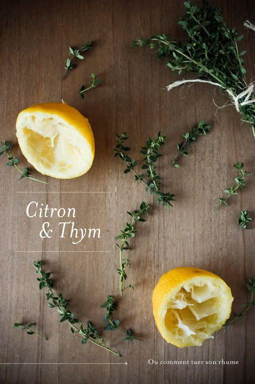 christelle is flabbergasting : blog de recettes de cuisine, bonnes adresses à Montréal: Infusion de thym ou la recette de la potion magique