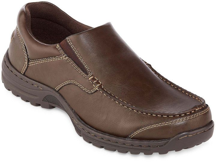 ST. JOHN'S BAY St. John's Bay Thunder Mens Casual Loafers