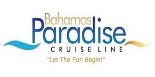 Bahamas Paradise Cruise line logo.