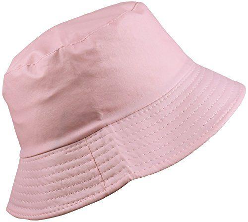 7addc8d87 Women's Waterproof Bucket Hats Wide Brim Bucket Hat Packable Rain ...