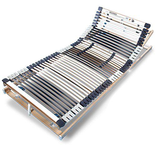Ravensberger-MEDIMED-orthopdischer-7-Zonen-Lattenrost-verstellbar-klappbar-Lattenrahmen-aus-Buche-mit-44-Leisten-LGA-und-TV-geprft