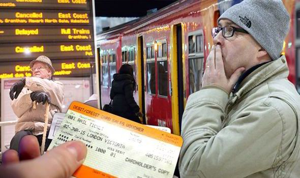"""RAIL timetables have become """"a work of fiction"""" for many passengers, an official watchdog warned yesterday."""