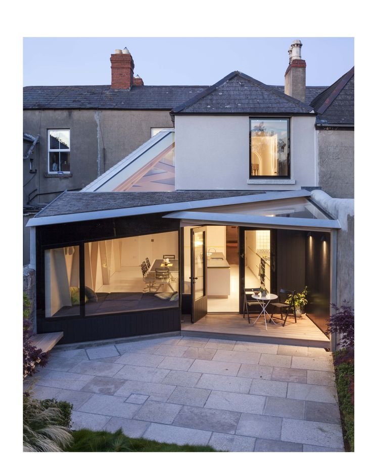 Extension | Dublin | Plywood | Structure | Period Property