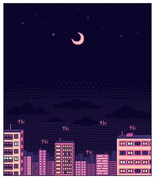 Pixel art by Clairetonic.