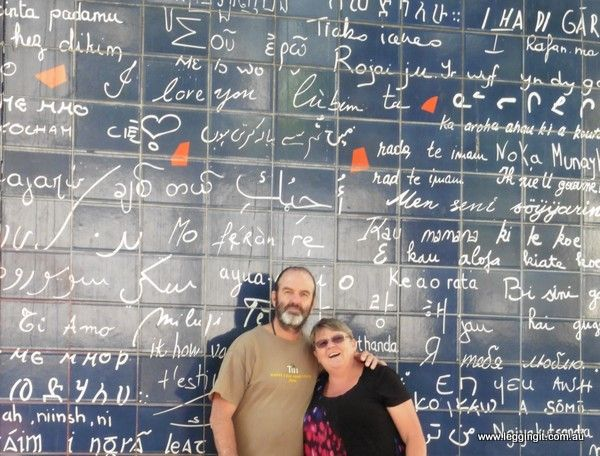 Passenger Profile: Meet travel bloggers Ron and Michele from Legging It | Travel at 60