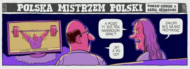 Zdjęcie numer 35 w galerii - Polska mistrzem Polski