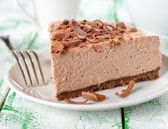 Mousse au chocolat Torte ohne Backen