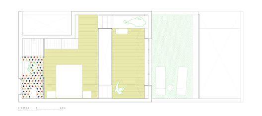 Juno's House,Floor Plan