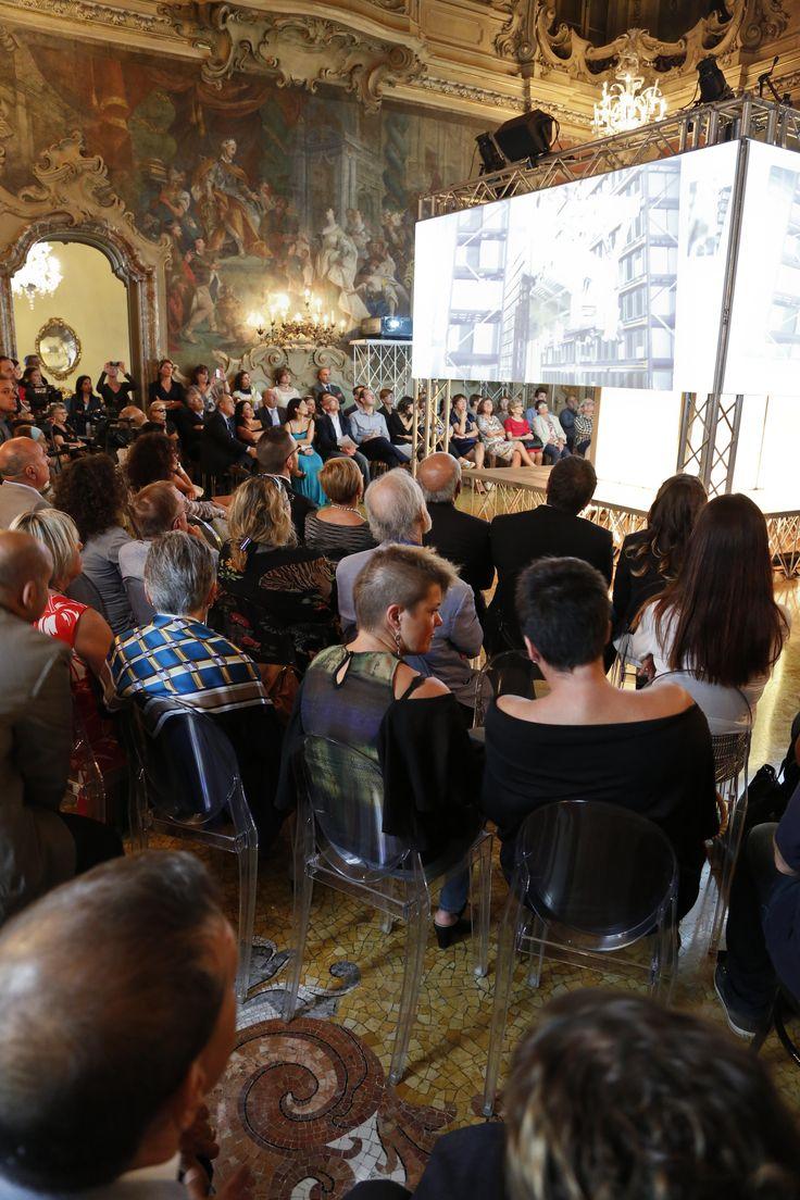 Milano Moda Donna 2014: Solidea, le calze a compressione graduata in passerella. Sfilata 16/09/14 #events