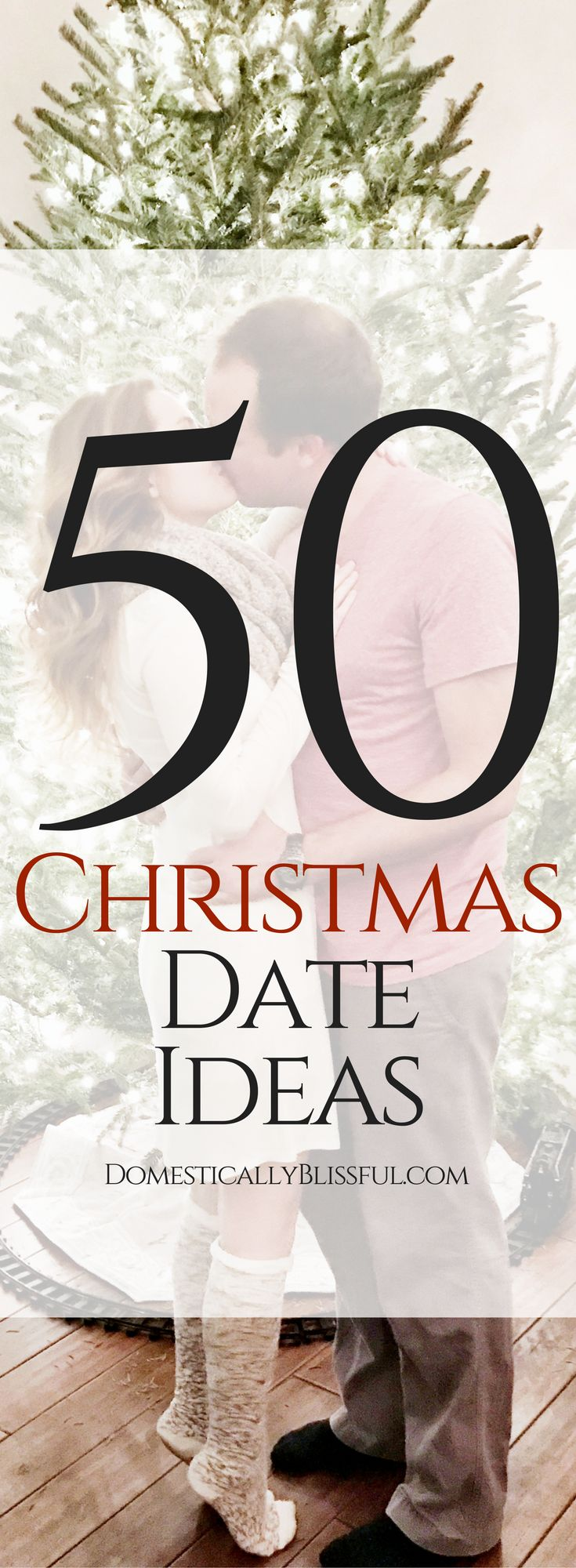 A fun & romantic collection of Christmas date ideas for your holiday season!
