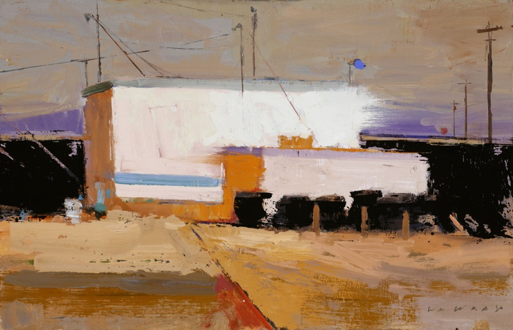 Another beautiful Bill Wray painting: I D Paintings, Landscape Paintings, Wray Paintings