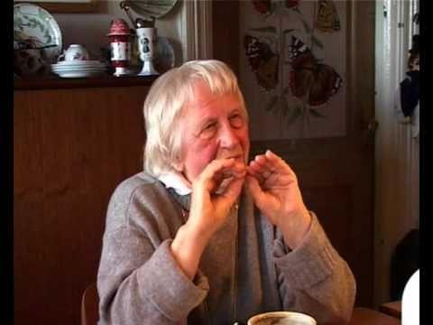 Marie Tångeberg (Frisian / Friesisch / Friisk / Frysk) part 1(2).flv