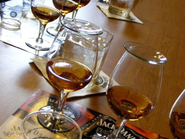 Jack Daniel's Distillery Tour
