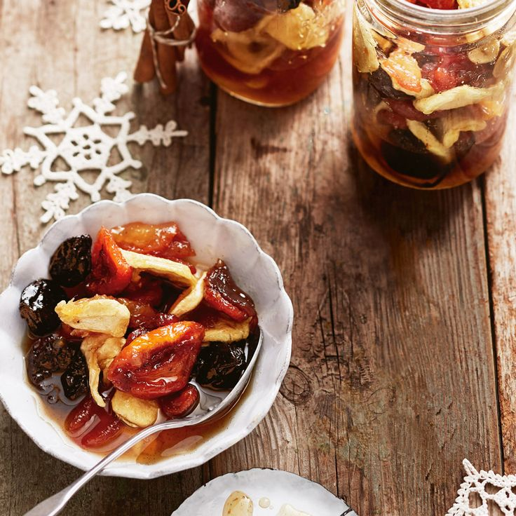 This Dried Fruit Compote has a beautiful spicy flavour and is so easy to make!