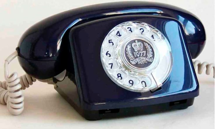 Dark Roasted Blend: Attractive, Unique Vintage Telephones